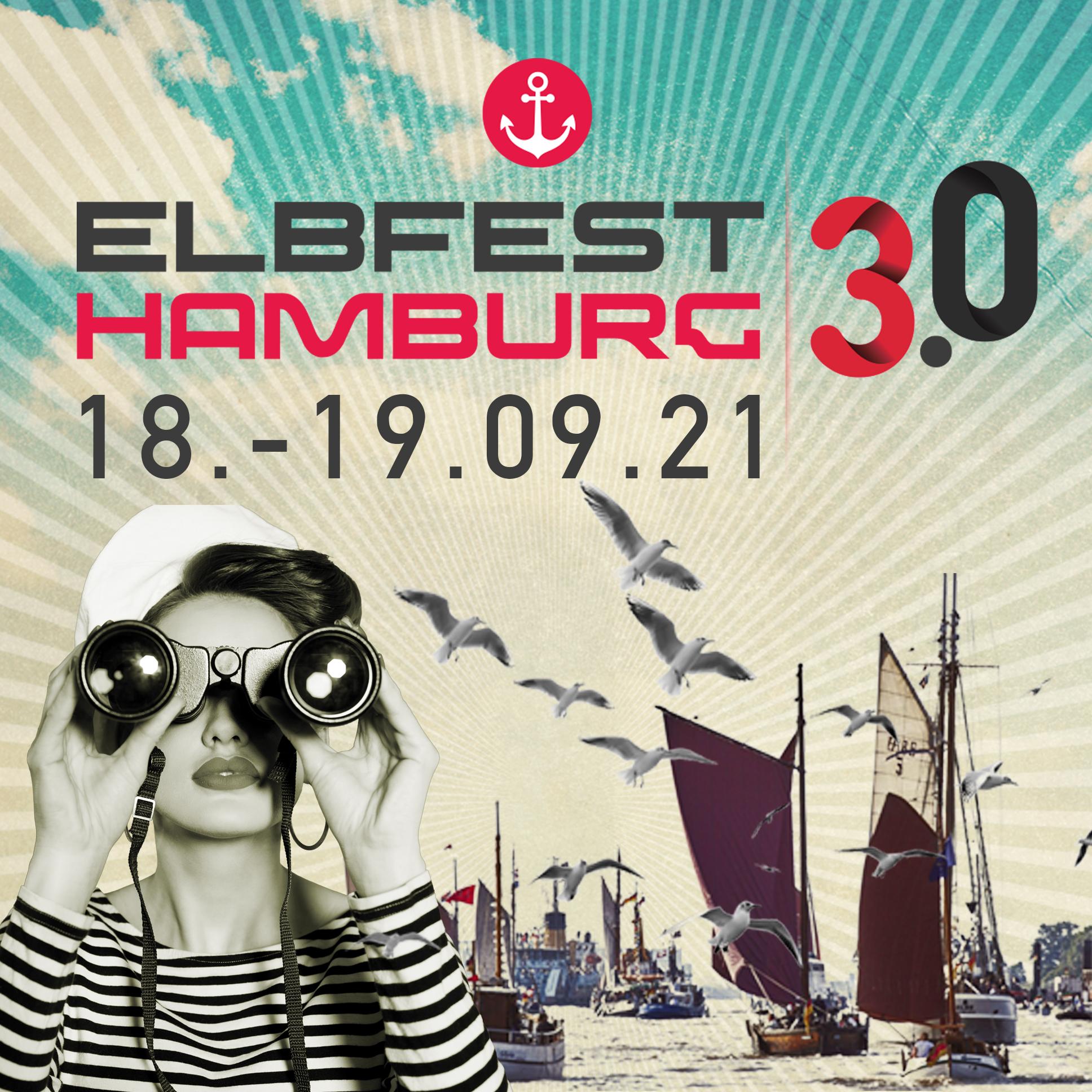 Elbfest Flyer