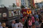 Keine Lust auf Kochen? Kein Problem, die Street Food Sessions tischen so einiges auf. Food Trucks vom Feinsten!